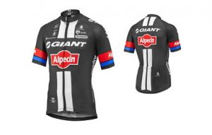 Giant-Alpecin Short Sleeve Jersey