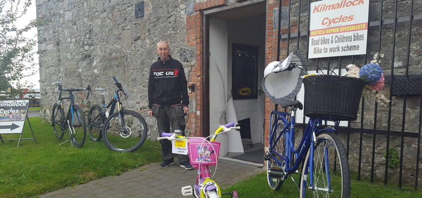 Bike Repairs Limerick